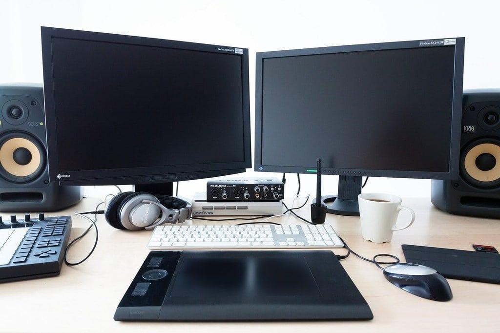 Pourquoi travailler avec un double écran ?